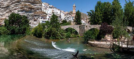 Casas rurales en alcal del j car turialcala - Casa rural el castillo alcala del jucar ...
